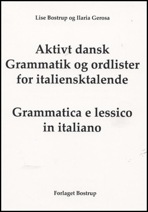 Aktivt dansk. – på italiensk