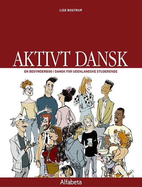 Aktivt dansk inkl. cd