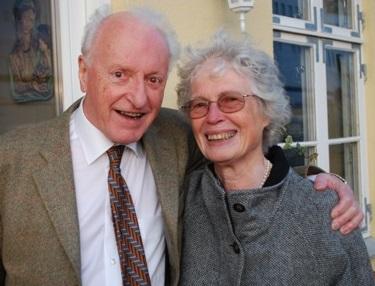 Glyn og Kirsten Jones