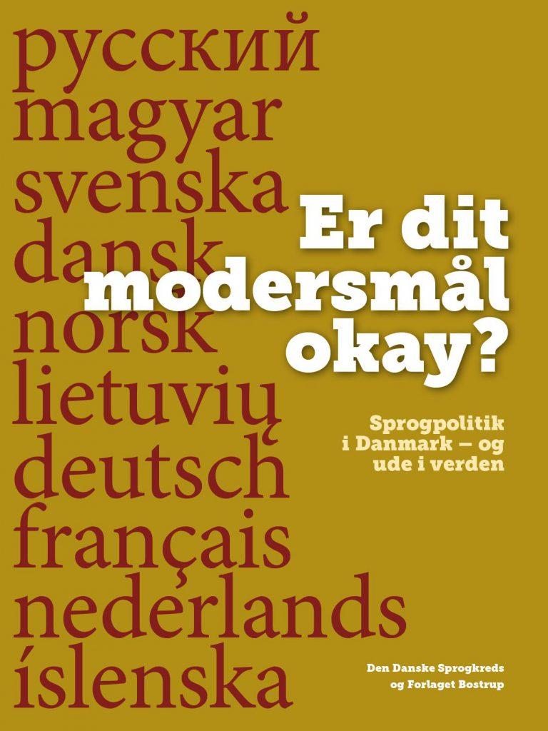 Er dit modersmål okay?