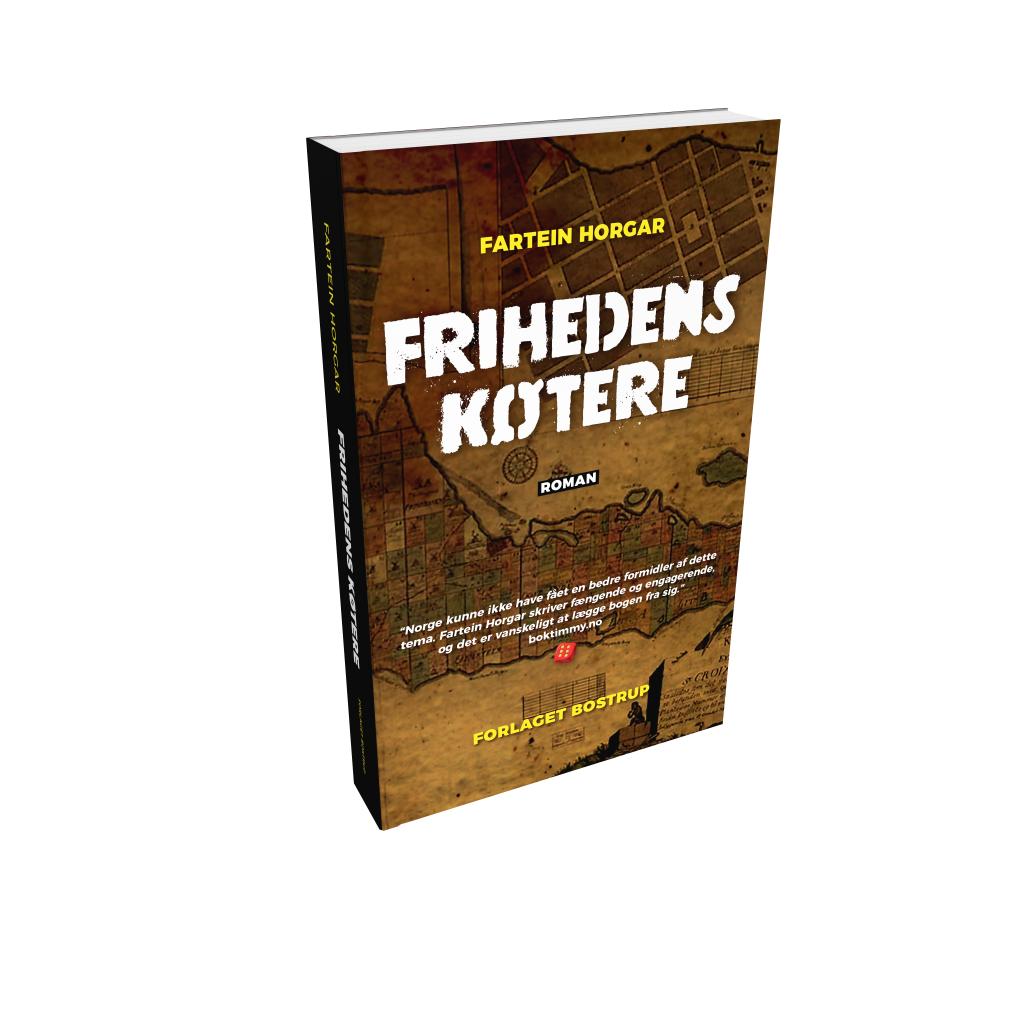 Frihedens køtere af Fartein Horgar